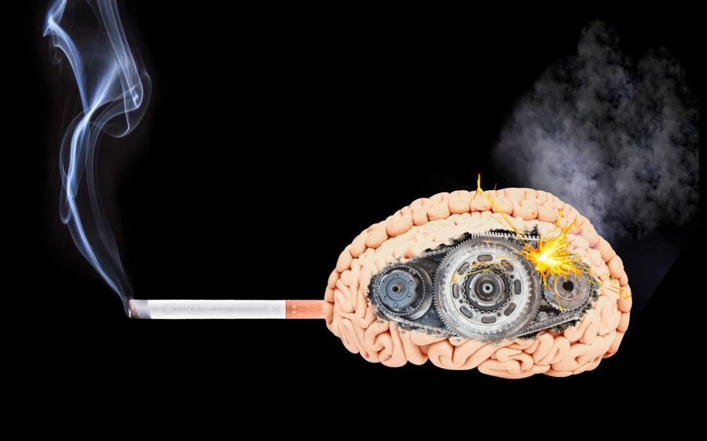 Hút thuốc làm tăng nguy cơ đột quỵ